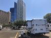 unser Stellplatz in Las Vegas