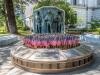 Polizei-Denkmal in Sacramento