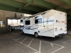 unser Parkplatz in Sacramento