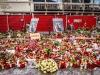 Ort des Anschlags auf den Weihnachtsmarkt am Breitscheidplatz