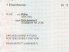 Ticket von Köln nach Düsseldorf am 06.04.2018