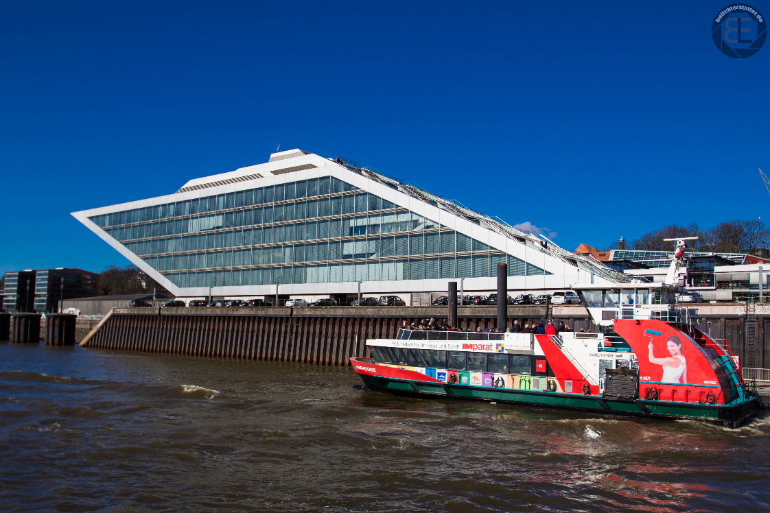 Hamburg im März 2018