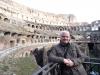 2014 im Dezember im Kolosseum in Rom