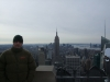 im Januar 2011 auf dem Rockefeller Center