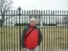 2014 im Januar vor dem Weißen Haus