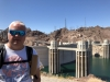 im September 2019 am Hoover Dam