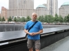 im September 2012 am WTC Memorial