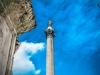 Nelson's Column in London