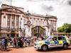 Buckingham Palace in London