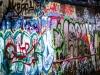 Graffiti Tunnel in London