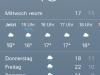 Wetter am 16.05.2018 in Prag