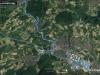 Fahrtstrecke in Sinsheim am 12.07.2017