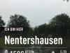 Platzregen auf der Rückfahrt von Stuttgart