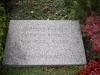 Grab von Andreas Baader, Gudrun Ensslin und Jan-Carl Raspe