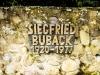 Grab von Siegfried Buback