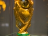 FIFA World Cup Trophy im FIFA World Football Museum in Zürich