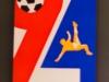 Eintrittskarte des WM-Endspiels 1994 im FIFA World Football Museum in Zürich