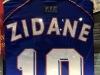 Trikot von Zinedine Zidane aus dem WM-Endspiel 1998 im FIFA World Football Museum in Zürich
